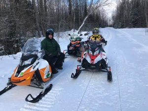 Lake Gogebic Trails