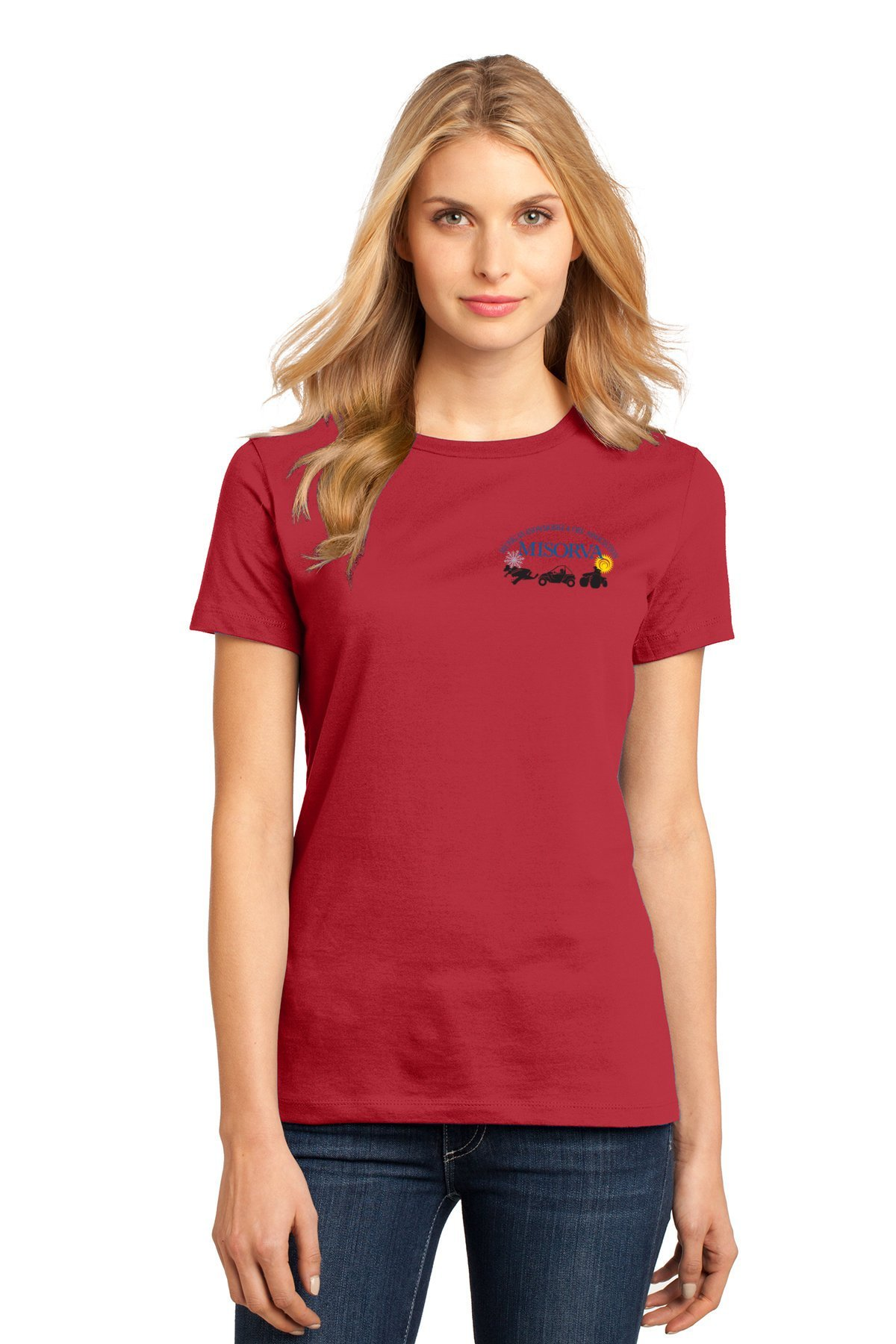 DM104L-womens-tee-red