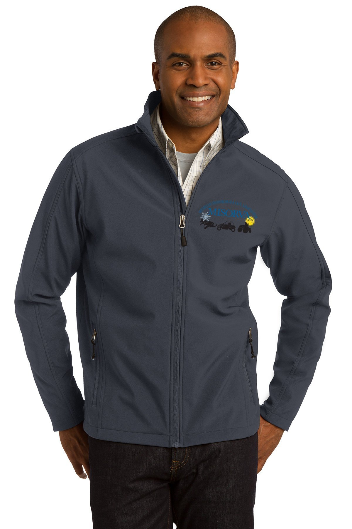 TLJ317-mens-tall-soft-shell-charcoal